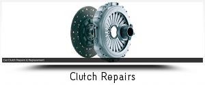 Car Clutch Repairs