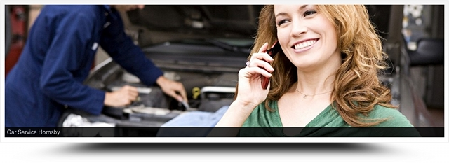Car Service & Repairs Hornsby