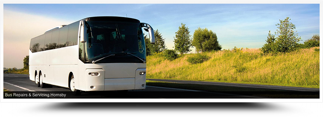 Bus Repairs And Service Hornsby